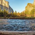 Yosemite Sunset by Patrick Civello