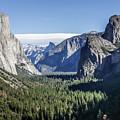 Yosemite Tunnel View by Adam Rainoff