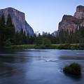 Yosemite Twilight by Mike  Dawson