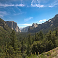 Yosemite Valley 3 by Phil Abrams