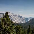 Yosemite Valley #4 by Robert J Caputo