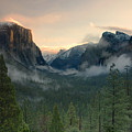 Yosemite Valley by Jim Dohms