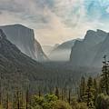 Yosemite Valley by Kristia Adams