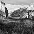 Yosemite Valley by Sandra Bronstein