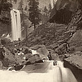 Yosemite: Vernal Fall by Granger