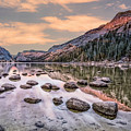 Yosmite And Merced River Sunset by Gigi Ebert