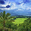 You Can Take A Crappy Shot Of Paradise In Hanalei Bay, Kauai, Hawaii by Sam Antonio Photography