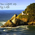 You Light Up My Life 1 by Marty Koch
