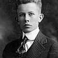 Young Ernest Lawrence by Science Source