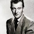 Young John Wayne, Hollywood Legend by John Springfield