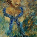 Young Lady 5698 by Pol Ledent