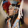 Pow Wow Young Man by Bob Christopher