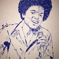 Young Michael Jackson by Jack Bunds
