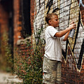 Young Vandal by Gordon Dean II