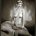 Young Woman Nude 1729.575 by Kendree Miller
