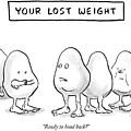 Your Lost Weight by Robert Leighton