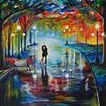 Your Love by Leslie Allen