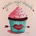 You're My Cupcake Valentine by Catherine Holman