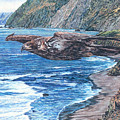Youthful Wonder - Where Waters Meet Earth by Rebecca Steelman