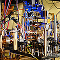 Ytterbium Lattice Atomic Clock by Burrus/NIST