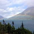 Yukon Rainbow by Barbara Von Pagel