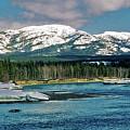Yukon River by Juergen Weiss