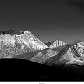 Yukon Volcano by Lar Matre
