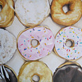 Yummy Donuts by Jindra Noewi