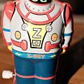 Z-bot Robot Toy by Edward Fielding