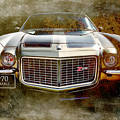 Z Car by Andy Flood