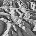 Zabriske Point Death Valley  Bw6398 by Jack Schultz