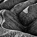 Zabriskie Point Badlands - Death Valley by Stuart Litoff