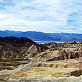 Zabriskie Point by Brian Glennon