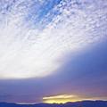Zabriskie Point Clouds by Greg Clure
