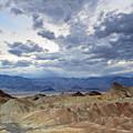 Zabriskie Point Twilight Death Valley by Pierre Leclerc Photography