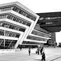 Zaha Hadid Library Center Wu Campus Vienna by Menega Sabidussi