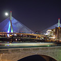 Zakim Bridge by Eric Workman