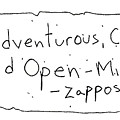 Zappos Core Value by Michael Mooney