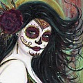 Zatina Day Of The Dead by Renee Lavoie