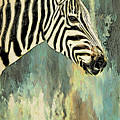 Zebra Abstracts Too by Alice Gipson