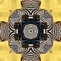 Zebra Cross by Maria Watt