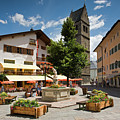 Zell Am See by Aivar Mikko