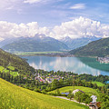 Zell Am See - Alpine Beauty by JR Photography