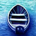 Zen Boat by Minaz Jantz