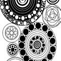 Zen Circles Design by Alicia Counter