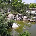 Zen Garden 3 by Stacey Marshall