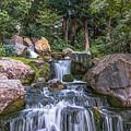 Zen Garden by Andrea Shuttleworth