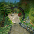 Zen Garden by Sundara Fawn