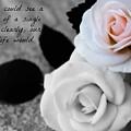 Zen Proverb 5 by Clare Bevan