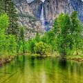 Zen River by Ian Tolmie
